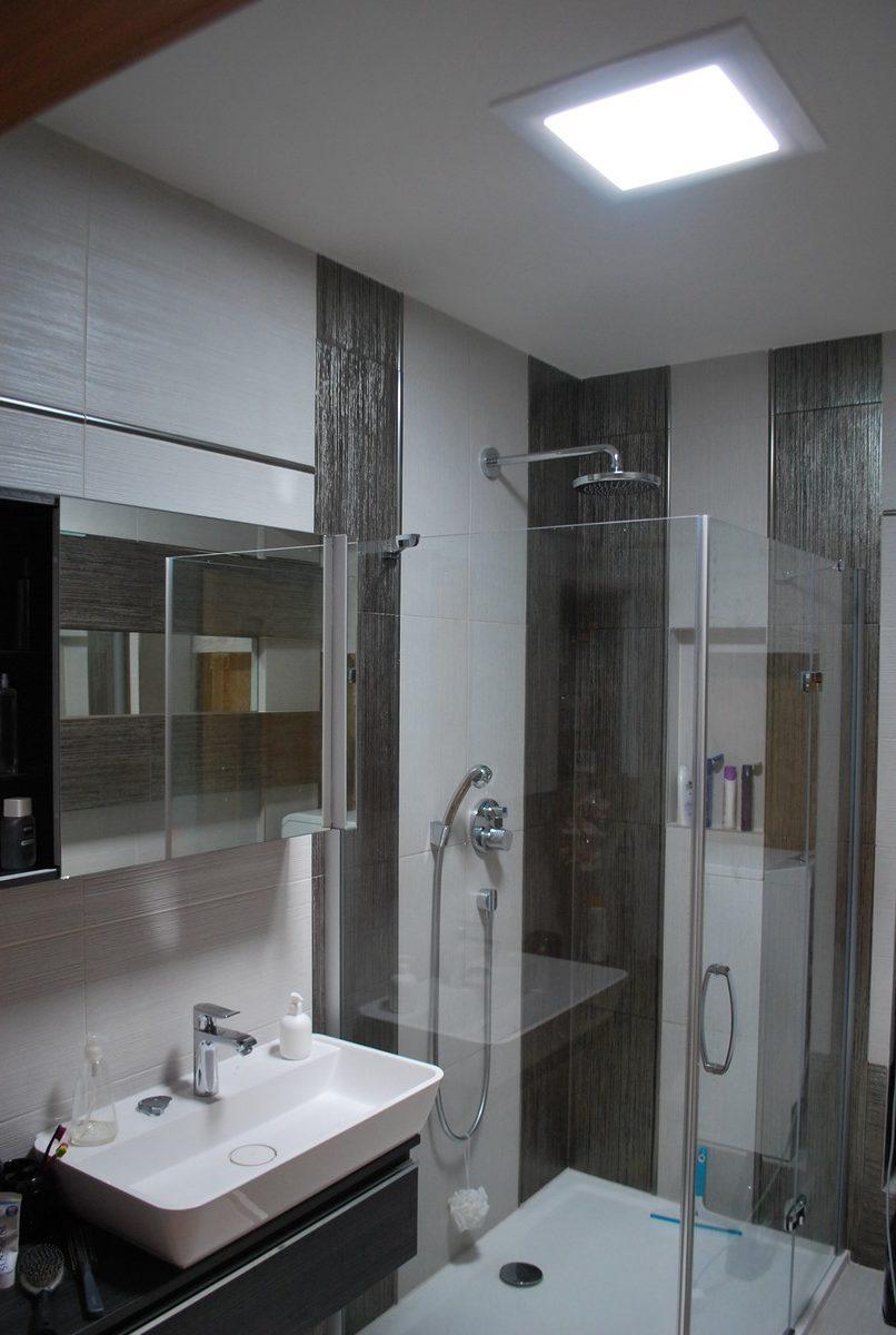 Presvetlenie kúpelne svetlovodom Sunway