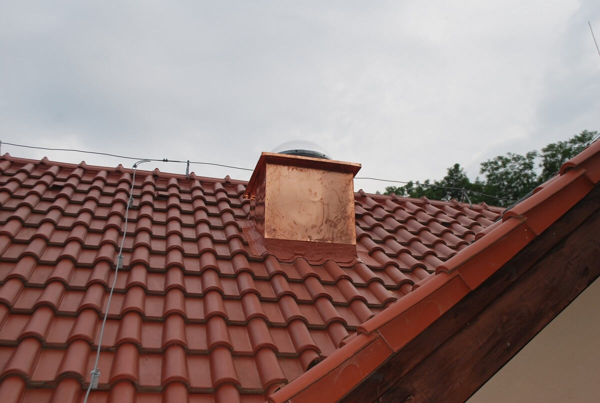 Svetlovod na streche rodinného domu v Dúbravke - Sunway.sk